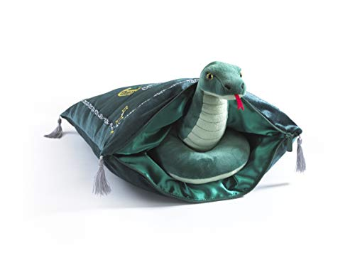 The-Noble-Collection-Plush-Slytherin-House-Mascot