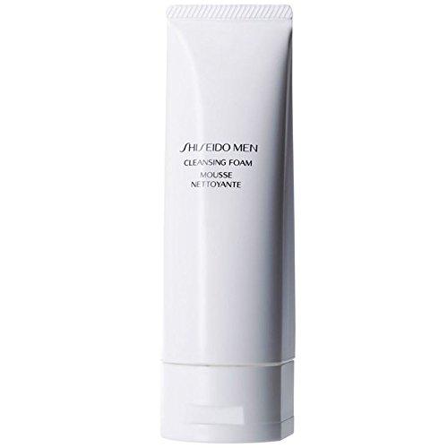 Shiseido Men Cleansing Foam 125ml (Pack of 6)