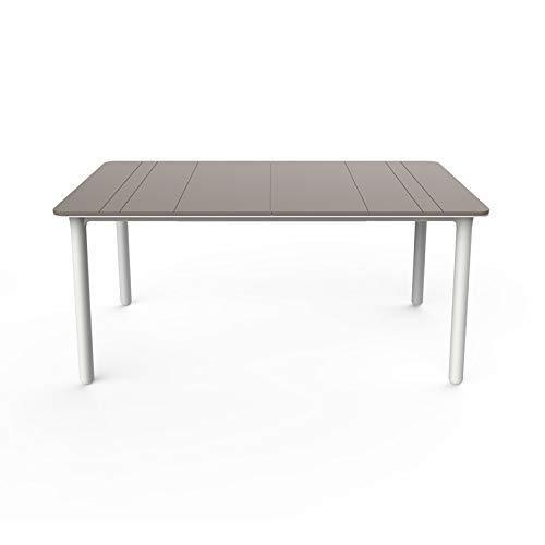 Resol Noa Table de Jardin d'extérieur rectangulaire 160 x 90 x 74 cm