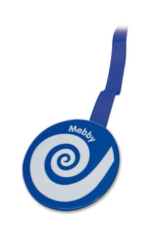 Mebby - 91937 - Attache-Tétine avec Clip de Fixation