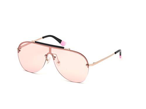 Victoria's Secret VS0012, Gafas Mujer, Oro rosé, 00