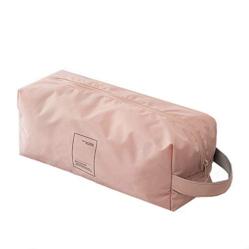 Waterproof Shoe Bag Portable Large-Capacity Tote Bag, Suitable for Outdoor Travel, Home Storage of Clothes, Shoes and Cosmetics