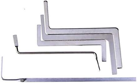 LHFSM Padlocks Training Kit with Broken Key Remove Hook Extractor Set Locksmith Wrench Tool product image