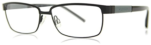Tommy Hilfiger Montura TH-1143-10G (55 mm) Negro