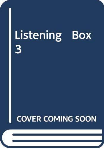 Listening Box3の詳細を見る