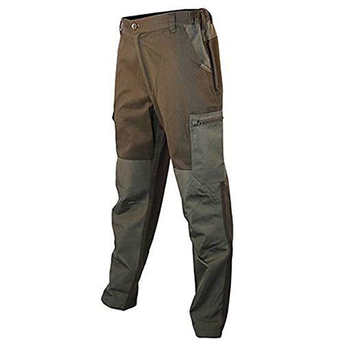 Treeland Pantalon renforcé Enfant (Vert, 10)