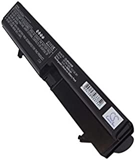 HSDZ Battery Suitable for HP 4410t Mobile Thin Client, ProBook 4405, ProBook 4406, ProBook 4410s, ProBook 4411s, ProBook 4412, ProBook 4413, ProBook 4415s, ProBook 4416s, ProBook 4418 6600mAh
