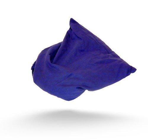 Kirschkernkissen RFM 25x30cm, blau