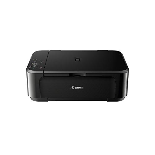 Canon MG3650 Pixma Farbtintenstrahldrucker (Drucken, Scannen, Kopieren) schwarz