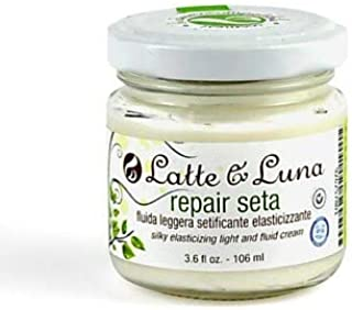 LATTE & LUNA - Silk repair - Silky effect and elasticising cream - Fluid and light - illuminating - for all skin types - 106 ml