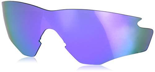 Oakley RL-M2-FRAME-XL-49 Lentes de reemplazo para gafas de sol, Multicolor, 55 Unisex Adulto