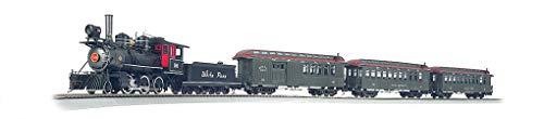 Bachmann White Pass & Yukon Electric Train Set