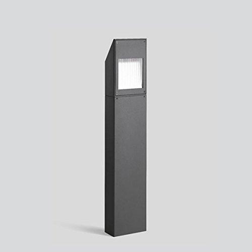 BEGA 8533-Pollerleuchte Fluo, schwarz