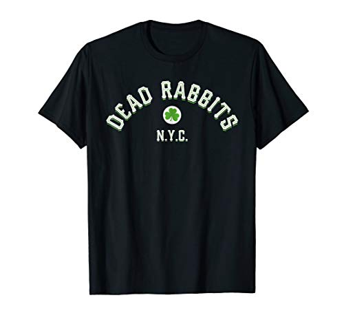 Dead Rabbits New York City Irish American t shirt