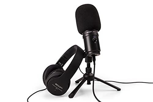 Zoom Vocal Condenser Microphone (ZUM-2PMP)