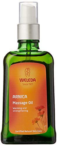 Great Deal! Weleda Arnica Massage Oil 3.4 Fl Oz