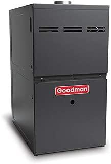Goodman GMH80803BN Gas Furnace 80% AFUE 80K BTU Dual Saver 3.0 Tons