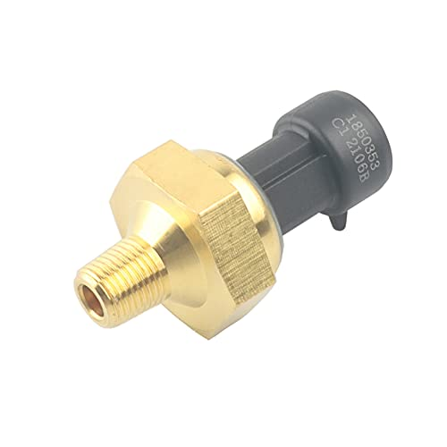 Exhaust Back Pressure Sensor, DPFE3 1850353C1 1850353C2 Compatible with Ford...