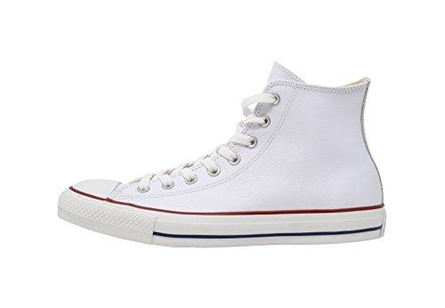 Converse Chuck Taylor Hi Leather White