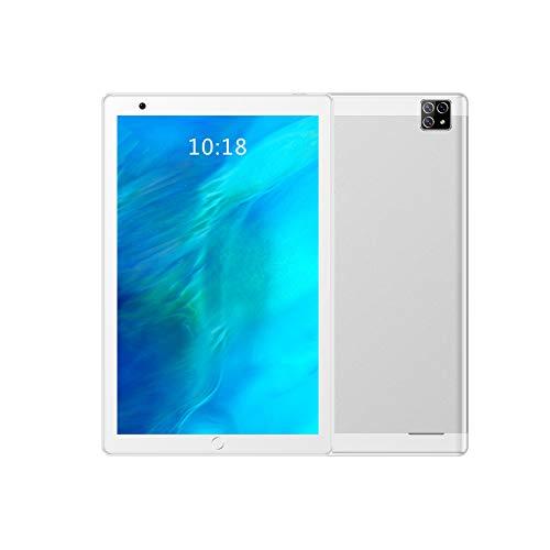 LTINN Tablet 8 Pulgadas,Pantalla HD IPS de 1280 × 800, RAM de 1GB, ROM de 16GB, MTK6592 Octa-Core, 2MP y 2MP Cámara, Dual SIM 3000mAh Batería, WI-FI, Bluetooth, GPS, FM