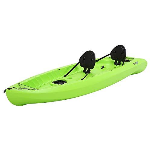 """Evaxo Kokanee 10'6"""" Tandem Kayak"""