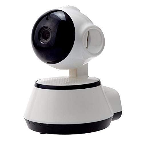 Paroxysm V380 Mini WiFi Wireless CCTV Home Security HD 720P IP Camera Security Camera P2P Night Vision IR Surveillance Camera(Supports up to 64gb SD Card)