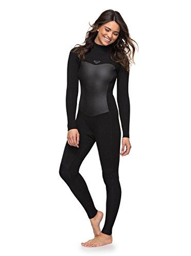 Roxy Womens 4/3Mm Syncro Series Back Zip GBS Wetsuit