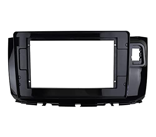 XIUXIU RainYun Double DIN Radio Fascia Fit para Perodua Alza 2018-2019 10.1 Pulgada estéreo DVD Instalación del Jugador Kit de Panel de Recorte Envolvente Placa de Cara