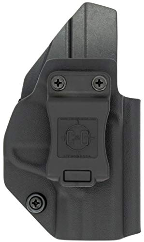 C&G Holsters IWB Covert S&W M&P Shield 9/40 RH S,...