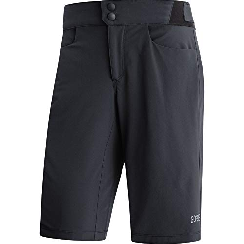 GORE WEAR Damen Passion Damen Shorts, Black, 40 EU