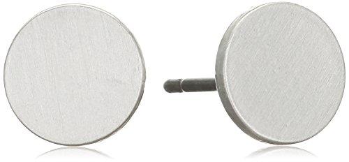 Pilgrim Damen-Ohrstecker Spring ear news Versilbert 0.7 cm - 281616043