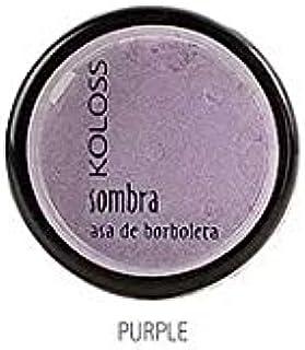 Asa de Borboleta Purple, Koloss