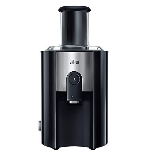 Why Should You Buy Braun J 500 50 Hz Multiquick 5 Juicer Anti Drip System, 220 to 240-volt