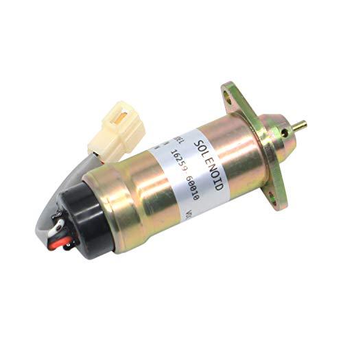 16259-60010 Mv1-48 Abschaltmagnet für Hitachi Timberwolf Tw150dhb Tw150vtr Kubota Motor D1105 V1505