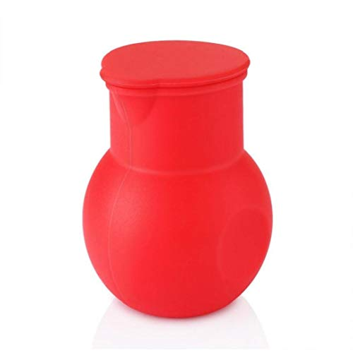 Silikon-Schokoladen-Butter Melting Pot Sauce Cup Hitze Milch Gießen Werkzeuge für Küche Mikrowelle Kuchen-Backen-Zubehör