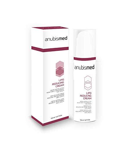 Crema anticelulítica, reductora y reafirmante. Lipo reducing cream de Anubismed