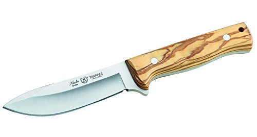 Nieto Messer Gürtel Trapper Gürtelmesser, mehrfarbig, One Size
