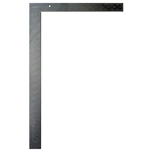 Johnson Level & Tool CS5 16-Inch x 24-Inch Aluminum Framing Square