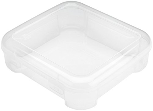 IRIS USA 6' x 6' Portable Project Case, 8 Pack, Clear