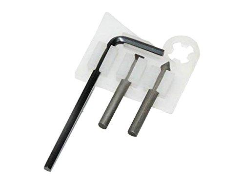 Vitrex GOT002 Tip-Set di utensili per fughe
