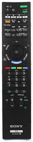 Original RM-ED031 Fernbedienung für Sony Bravia KDL-40NX700 KDL-40NX705 KDL-40NX800 KDL-40NX803 LCD TV