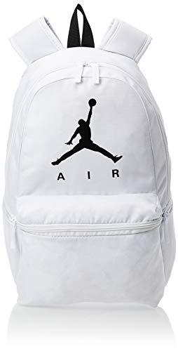 Nike Air Jordan Jumpman Backpack (One Size, White)