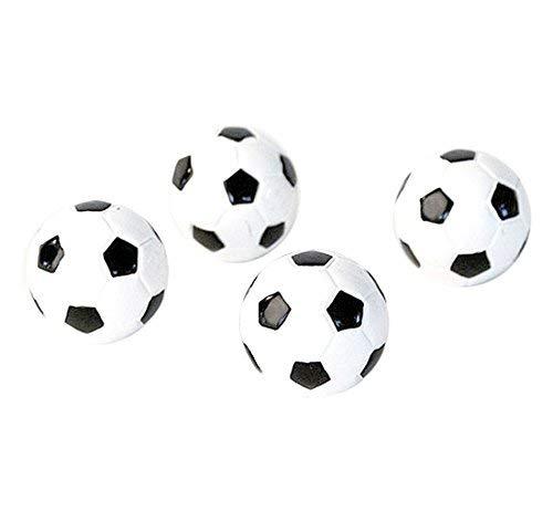 Trendform Verschiedene Form Büromagnete - Fußball (1 Satz 4), Metall, Silver, 25 x 10 x 3 cm