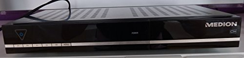 Medion MD 29100 P24014 Digitaler HD Satelliten-Receiver mit Front Cl + Einschub