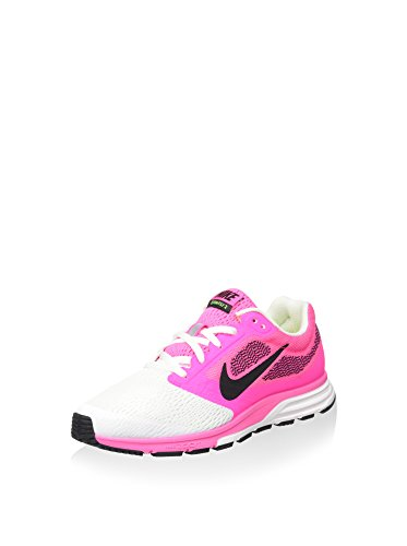 Nike Women's Wmns Air Zoom Fly 2, PINK BLAST/BLACK-ELECTRIC GREEN-WHITE, 10.5 US