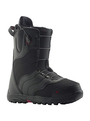 Burton Damen Mint Black Snowboard Boot, 9.0