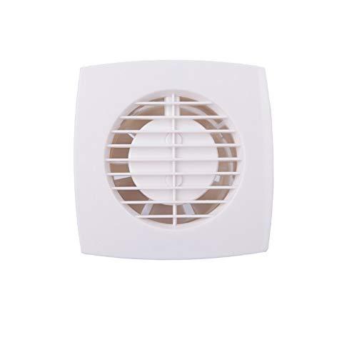 LANDUA Ventilador De Escape del Garaje del Cuarto De Baño del Circulador De Aire; Ventilador De Montaje En Pared Y Techo Ventiladores De Ventilación Domésticos Integrados
