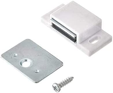 HS Shutter Magnets Magnetic Door Latch Cabinet White Catch Sales of Tucson Mall SALE items from new works 4 Pac