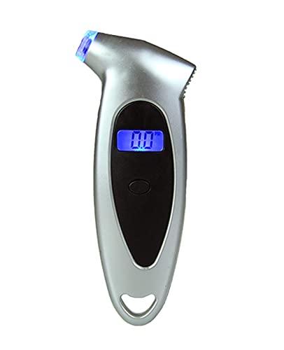 Manometro Presion Neumaticos, Medidor de presión de neumáticos, medidor de presión de neumáticos digitales con pantalla LCD de retroiluminación para automóviles, bicicletas, motocicletas, etc. para me