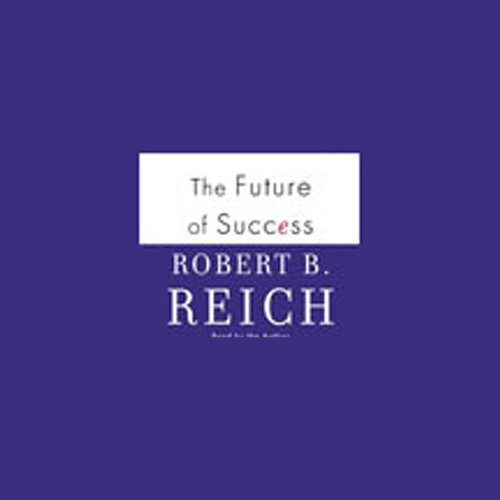 The Future of Success audiobook cover art